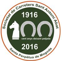 Avançament actes Festa Centenari Sant Antoni 2016
