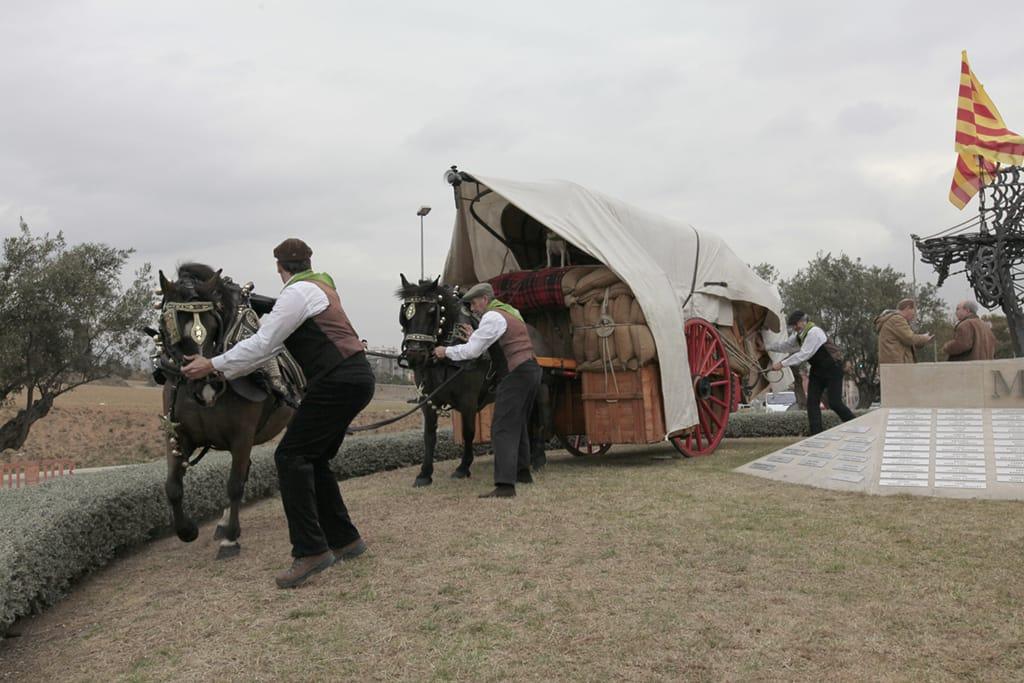 Ofrena al Cavall  Centenari 2016 (164)