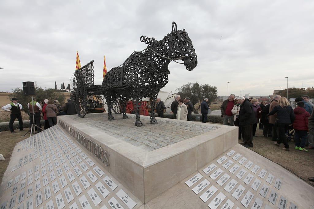Ofrena al Cavall  Centenari 2016 (33)