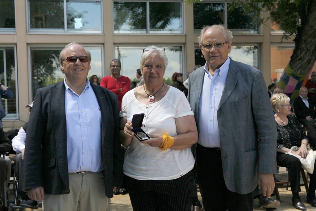 Lliurament de medalles commemoratives del Centenari  2016 (86)