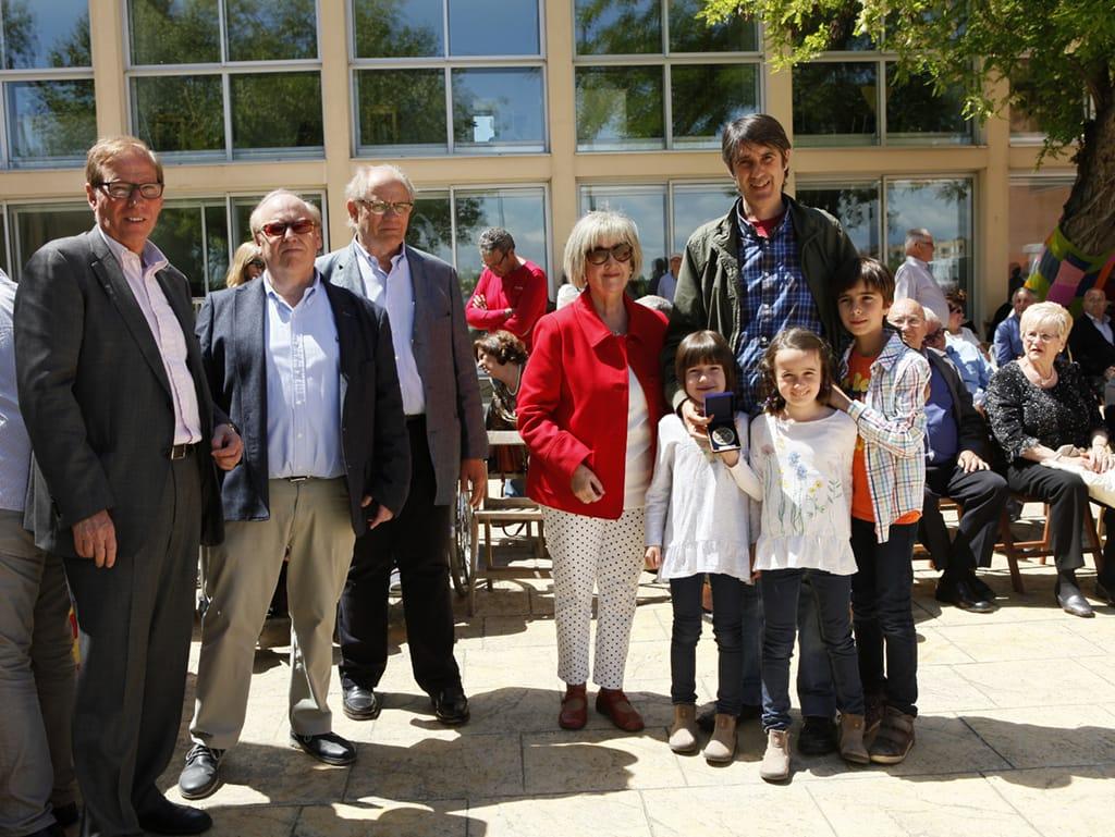 Lliurament de medalles commemoratives del Centenari  2016 (87)